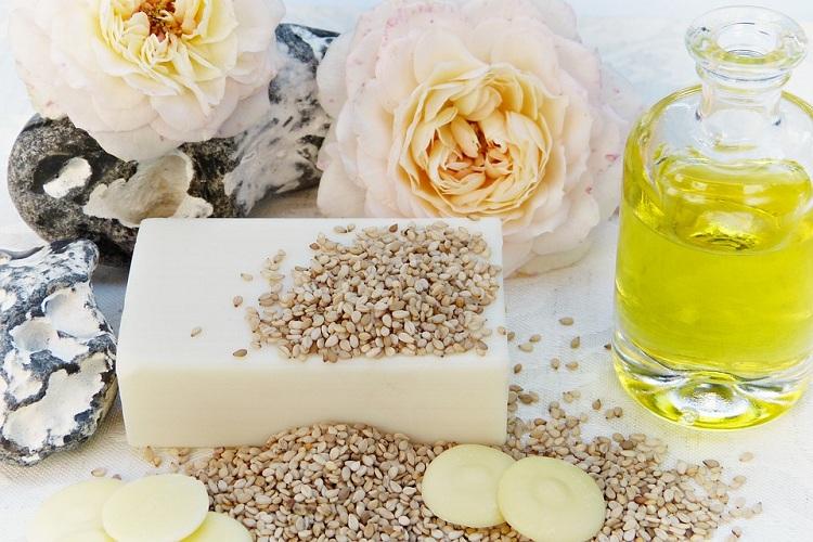 aceite de sésamo y belleza