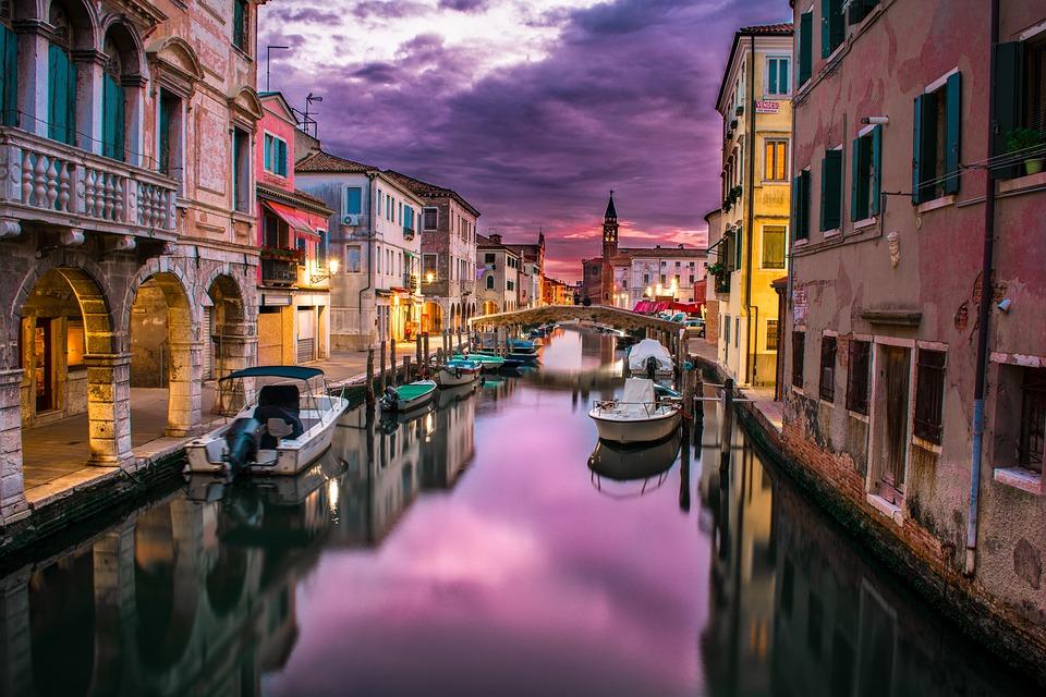 Imagen Canal de Venecia