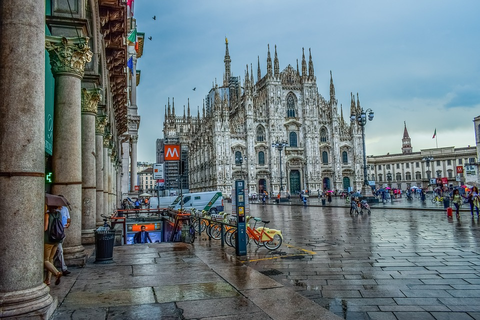 Imagen Catedral de Milán