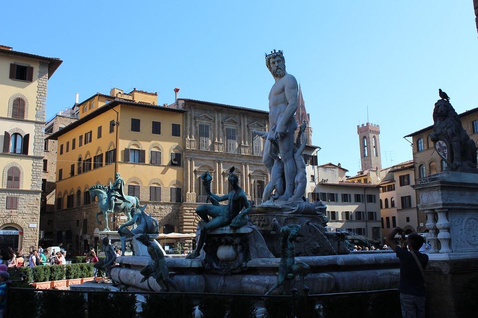 imagen piazza della signoria
