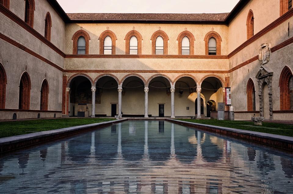 Imagen Castillo Sforzesco