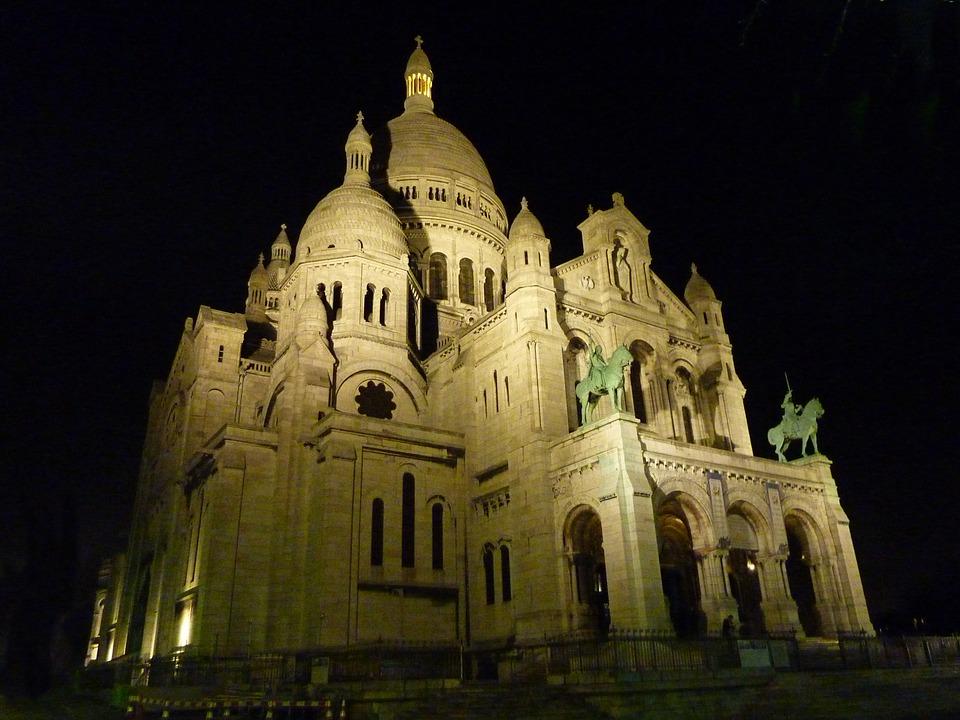 Basílica del Sagrado Corazón. París