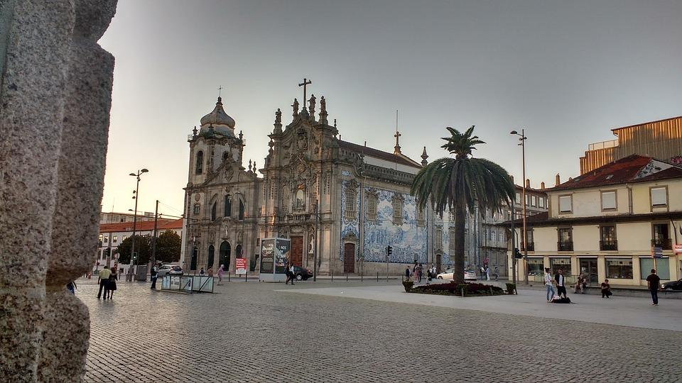 Iglesia de do Carmo. Oporto
