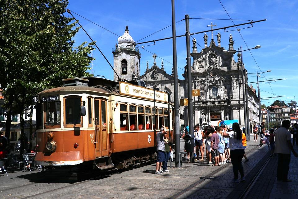 Imagen Tranvía Oporto