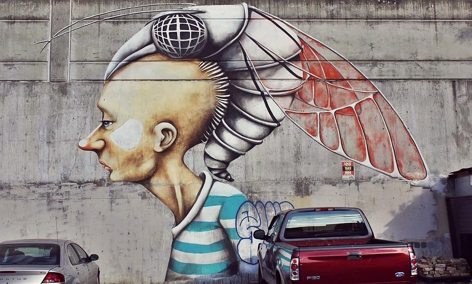 arte callejero austin