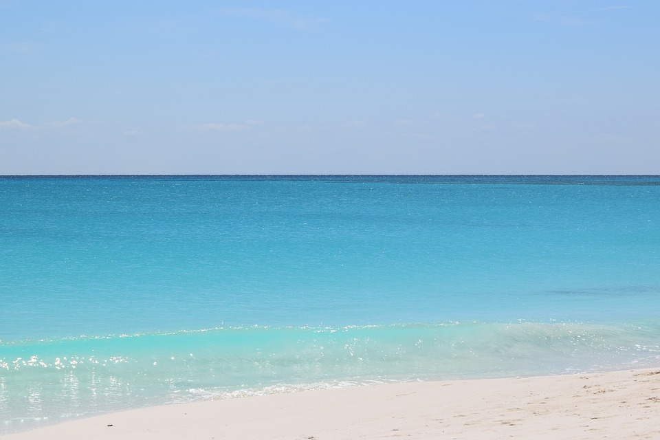 Playa cayo largo