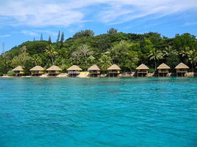 Isla Iririki, cerca de Port Vila