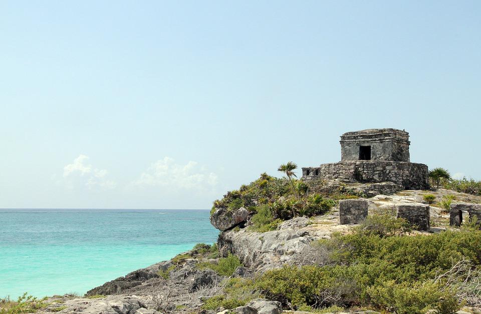 Ruinas Maya de Tulum