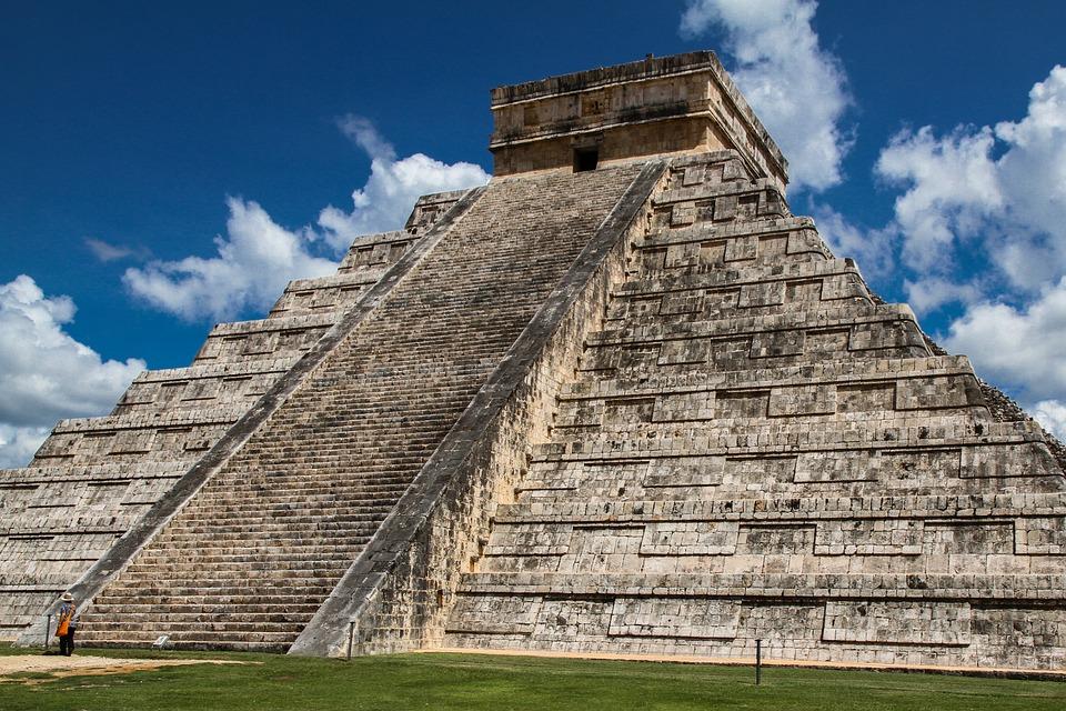 Antigua Chichén Itzá
