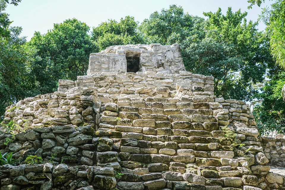 Ruinas Xcaret