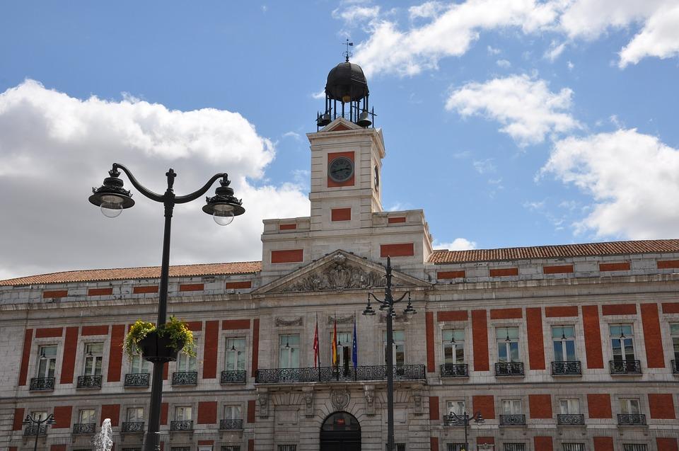 Casa de Correos. Puerta del Sol