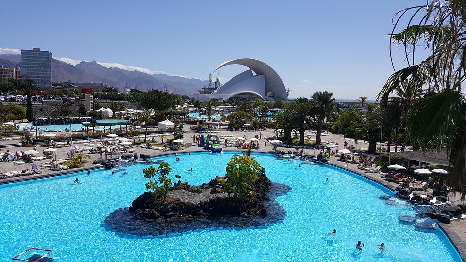 Piscinas y Auditorio Santa Cruz de Tenerife
