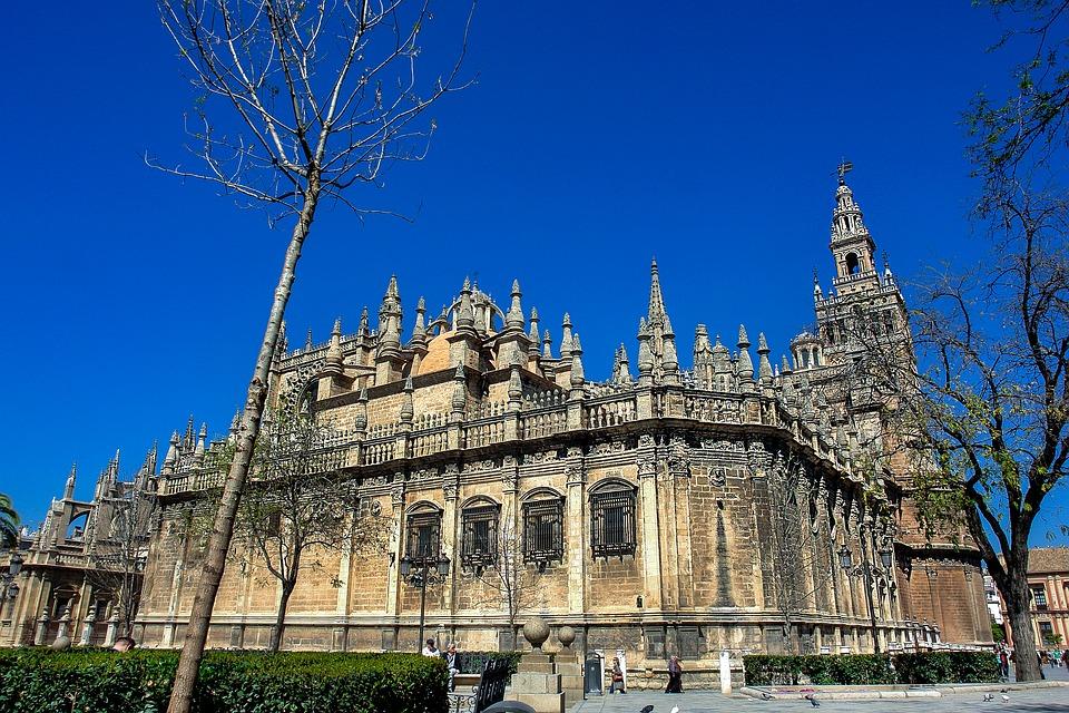 Catedral y la Giralda