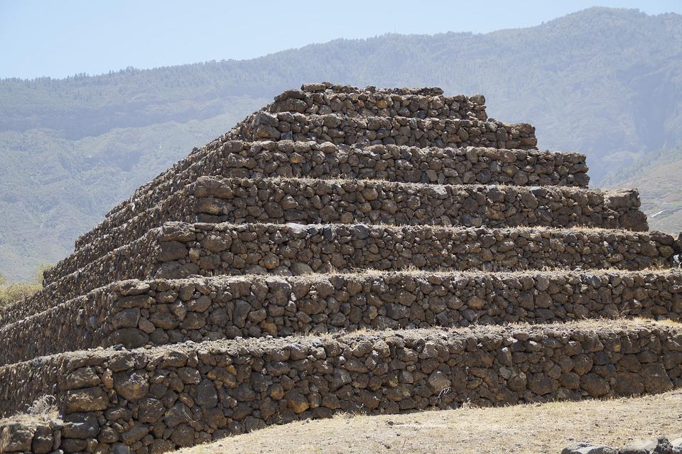 Pirámide de Güimar