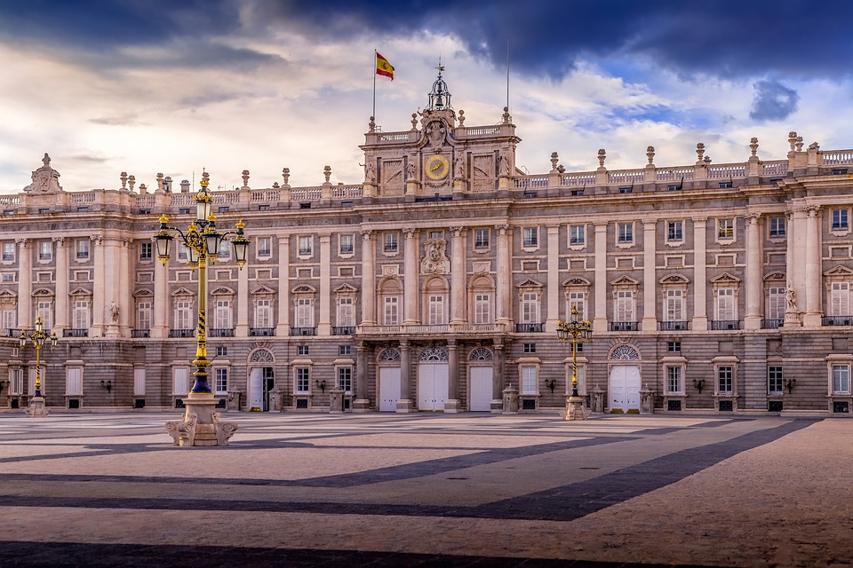 Palacio Real. Madrid