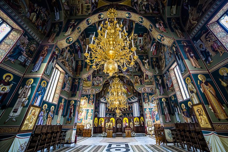 monasterio de sihastria putnei