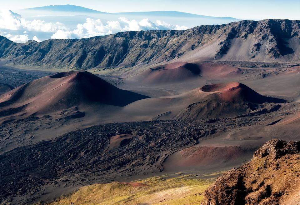 Cráter Volcanes Hawaii
