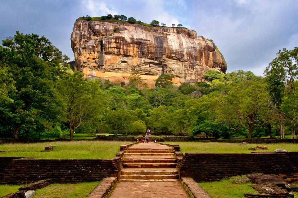 Sigiriya. Sri Lanka