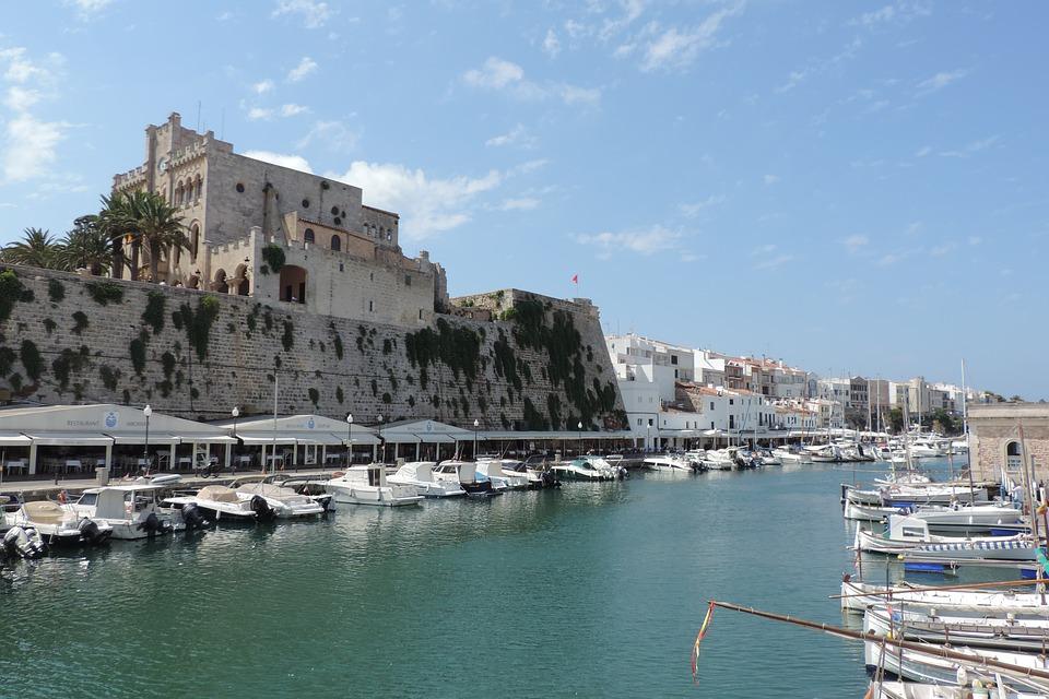 Ciutadella. Menorca