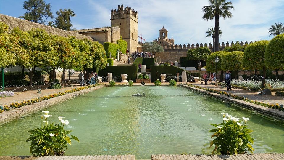 Alcázar Reyes Cristianos Córdoba