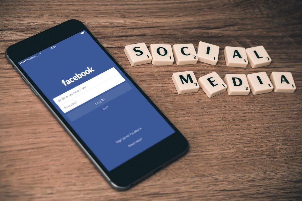 Facebook. Red social