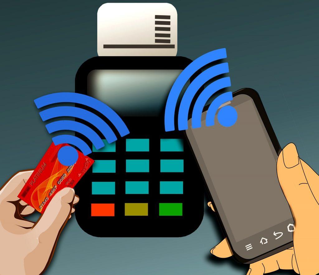 Métodos de pago. Tecnología NFC