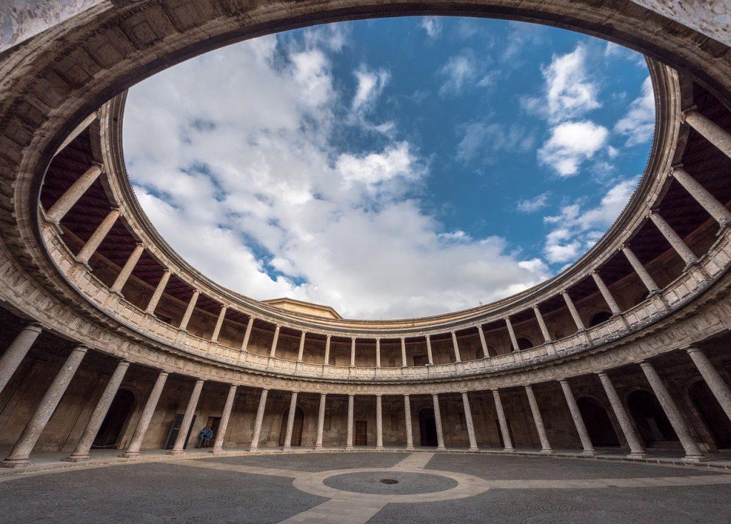 Interior Castillo Mallorca