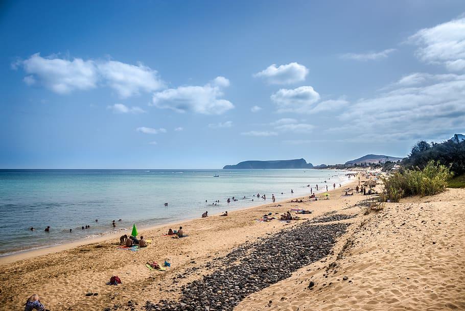 Playa de Porto Santo