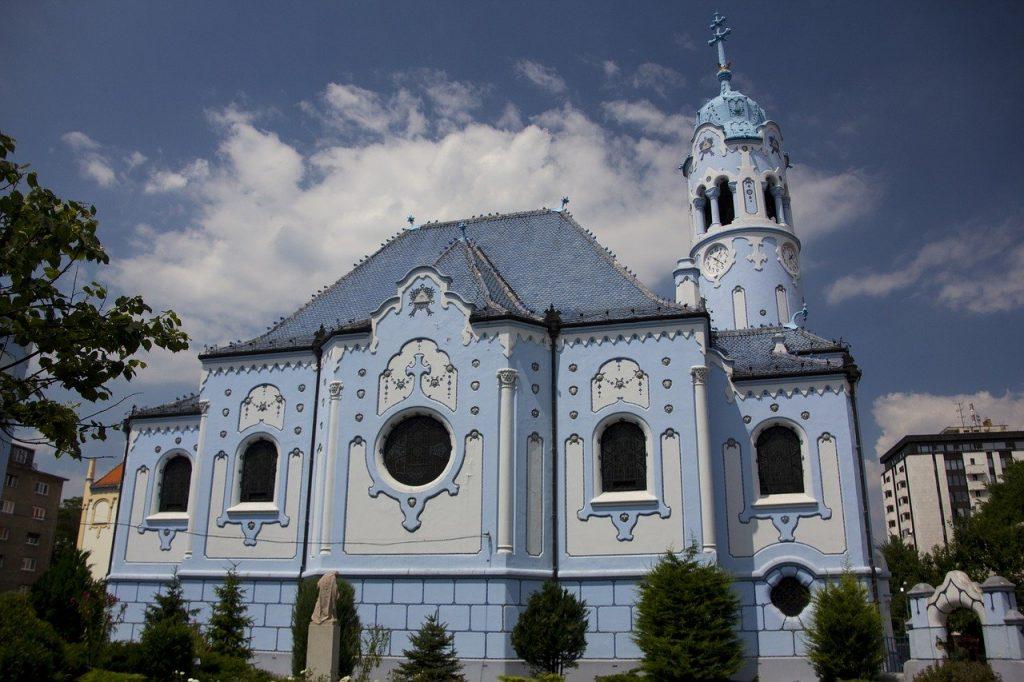 Iglesia St. Isabel
